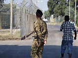32 Millionen Euro abgezweigt: Mafia soll an Flüchtlingslager mitverdienen