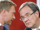 SPD schließt Große Koalition aus: CDU und FDP wollen in NRW sondieren