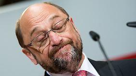 Die wahren Gründe von Martin Schulz' Absturz in Umfragen liegen in seinem Skandal um zweifelhafte Zuwendungen in seiner Zeit als EU-Parlamentspräsident.