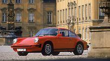 """Der """"Super-Carrera"""" 911 SC galt vor 40 Jahren als bester Elfer aller Zeiten."""