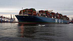 Welt-Handelsindex im April: Hoher Warenaustausch sorgt für starkes Wachstum