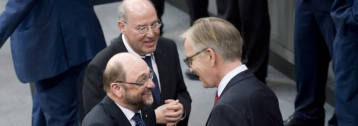 Rot-Rot-Grün vor dem Aus?: Linke setzen Schulz ein Ultimatum