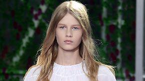 Der Weg der Israelin Sofia Mechetner: Modewelt reißt sich um 16-jähriges Supermodel