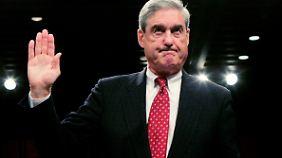 Der frühere FBI-Chef Robert Mueller soll Trumps Russlandverbindungen untersuchen. Er könnte die Trump-Regierung zermürben.