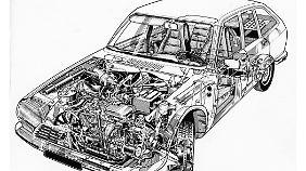 Der Wankelmotor galt als innovativ, doch leider war er auch durstig.