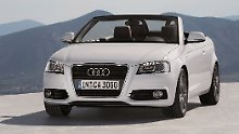 Gebrauchter Sommerflitzer: Audi A3 Cabrio verspricht Spaß ohne Risiko