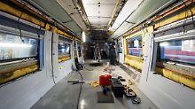 Mehr Komfort und Sicherheit: ICE-Flotte bekommt neues Innenleben