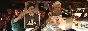 Wegweisende Präsidentenwahl: Öffnet sich der Iran weiter dem Westen?