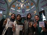 Präsidentschaftswahl im Iran: Gespaltenes Land vor großer Entscheidung