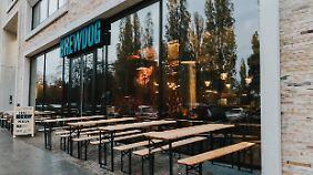 Lange Zeit hat Brewdog nach einer geeigneten Filiale in Berlin gesucht. Im Bezirk Mitte ist die Firma fündig geworden.