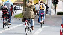 ADFC befragt Radler: Welche Stadt ist wirklich fahrradfreundlich?