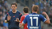 Mit der Ansetzung von Manuel Gräfe für das Duell HSV - Wolfsburg hat der DFB unnötigerweise einen Brandherd geschaffen.