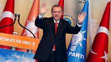 Wichtiger Schritt im Machtspiel: Erdogan kehrt an die Spitze der AKP zurück
