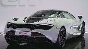 Schneller, stärker, spektakulärer: McLaren 720S toppt seinen Vorgänger