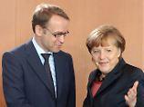 Löst Weidmann Draghi ab?: Merkel soll auf deutschen EZB-Chef pochen