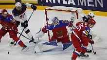 Russland plant die WM-Revanche gegen Kanada. Diesmal allerdings bereits im Halbfinale.