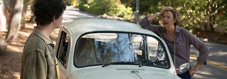 Jahrhundertfrau Annette Bening: Was braucht es, um einen Mann zu erziehen?