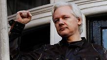 Ecuador fordert freies Geleit: Assange: Habe Recht auf politisches Asyl