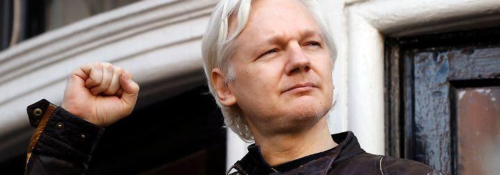 """""""Ein wichtiger Sieg für mich"""": Schweden stellt Vergewaltigungs-Ermittlungen gegen Assange ein"""