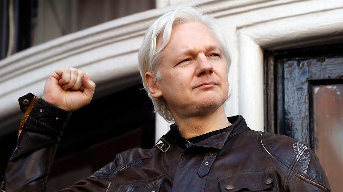 Vergewaltigungsvorwurf in Schweden: Ermittlungen gegen Assange eingestellt