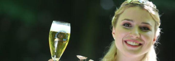 Na dann: Prost!: Die Bayerischen Bierköniginnen