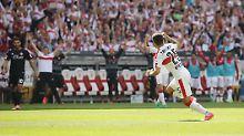 34. Spieltag im Überblick: VfB und H96 steigen auf, Würzburg ab