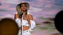 Miley, was ist los?: Aus Skandalnudel wird Heulsuse