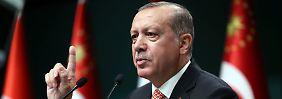 Prügeleien bei Erdogans Besuch: Türkei bestellt US-Botschafter ein