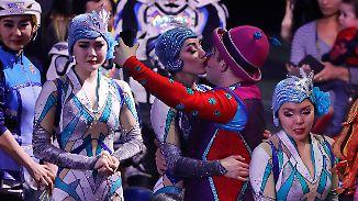 """Aus für """"die größte Show der Welt"""": Zirkus Ringling gibt letzte Vorstellung nach fast 150 Jahren"""