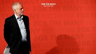Labours aussichtsloser Kampf: Corbyn, ein Altstalinist und die Wahlen