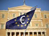 Müssen auf weitere Euros erstmal warten: die Griechen