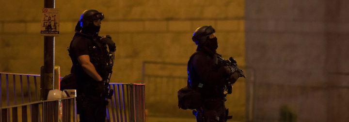 Brisante Durchstechereien: USA leakten Namen des Manchester-Täters