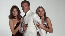 007 wird 80: Roger Moore