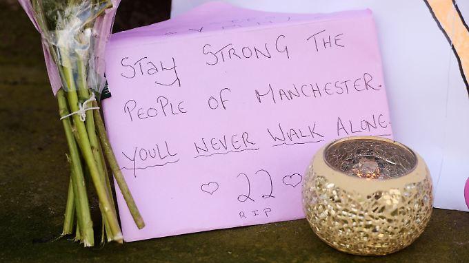 Konzert von Ariana Grande  in Manchester: Mindestens 19 Menschen sterben bei mutmaßlichem Terrorakt