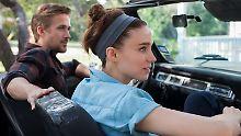 Wunderschönes Paar: Ryan Gosling und Rooney Mara.
