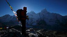 Gefährlicher Mount Everest: Suchtrupp findet vier Leichen in Lager 4