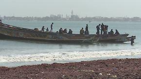 Von Dakar nach Europa: Darum wagen Senegalesen die lebensgefährliche Flucht