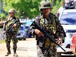 Philippinen im Griff des Terrors: IS-Anhänger enthaupten Polizeichef