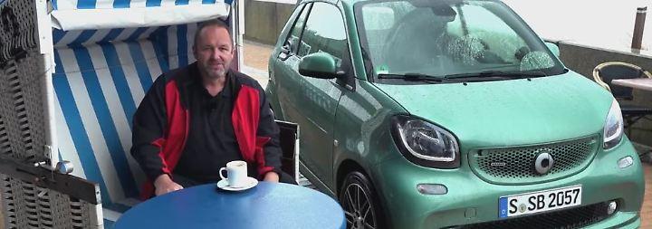 Eine Insel voller Erlebnisse: Mit dem Smart Brabus Cabrio Sylt erkunden