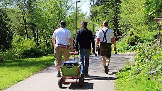 Freundlicher Mix zu Himmelfahrt: Mai legt am Wochenende heißen Schlussspurt hin