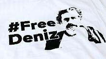 """""""Erst Knast, dann Prozess"""": Deniz Yücel - 100 Tage Unfreiheit"""