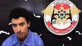Anschlag in Manchester: Festgenommener Bruder bestätigt: Attentäter war IS-Mitglied