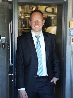 Thomas Koch leitet seit 2013 das Institut für Kolbenmaschinen am Karlsruher Institut für Technologie (KIT).