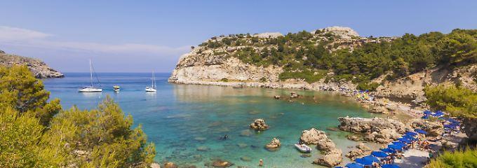 Kreta, Kos, Rhodos und Co.: Welche griechische Insel bietet was?