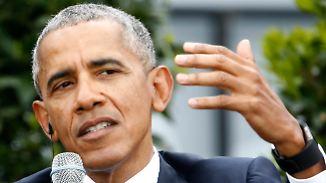 """Kirchentag und """"Medienpreis""""-Verleihung: Obama schlägt bei Deutschland-Besuch nachdenkliche Töne an"""