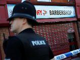 Suche nach Terrorhelfern: Polizei fasst Verdächtigen in Manchester