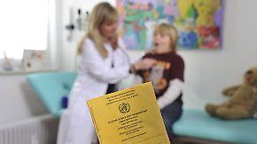 Meldepflicht für Kitas in Planung: Verweigerern der Impfberatung droht Geldstrafe von bis zu 2500 Euro