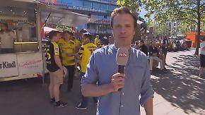 """Nico Holter vor dem DFB-Pokalfinale: """"Frankfurt ist sportlich der Außenseiter"""""""