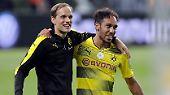 """So sprach Tuchel von """"besonderen Momenten"""" und einem """"Meilenstein"""" auch im Hinblick auf den Anschlag auf den Dortmunder Mannschaftsbus vor dem Champions-League-Spiel gegen Monaco."""