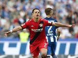 Der Sport-Tag: Kicker: Chicharito verkrümelt sich in die Premier League